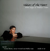 Album art for Soldiers Of The Heart: More Songs Of Babbie Green