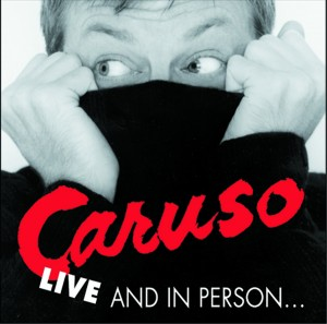 Album art for Jim Caruso…Live And In Person