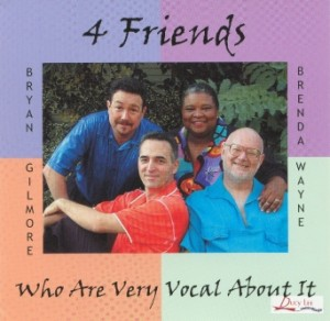 Album art for 4 Friends Who Are Very Vocal About It