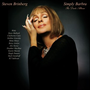 Album art for Simply Barbra