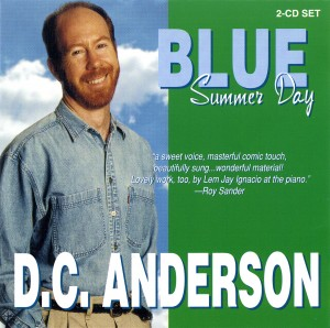 Album art for Blue Summer Day