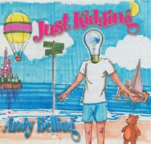Album art for Just Kidding