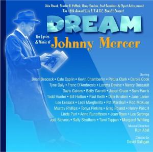 Album art for The Lyrics & Music of Johnny Mercer