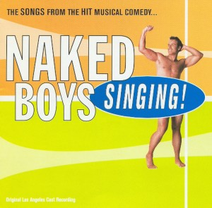 Album art for Naked Boys Singing