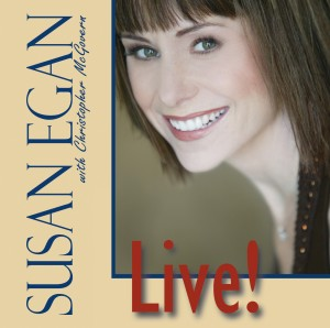 Album art for Susan Egan Live!